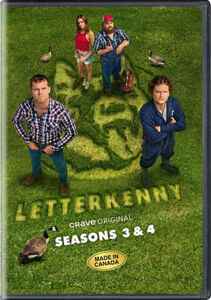 Letterkenny: Seasons 3 And 4