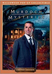 Murdoch Mysteries Halloween Pop-Up Collectible