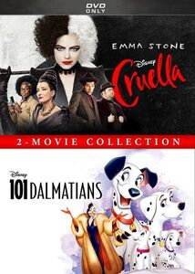 Cruella /  101 Dalmatians (Animated): 2-Movie Collection