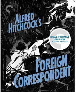 Criterion Collection: : Foreign Correspondent