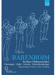 Barenboim Conducts Berliner Philharmoniker