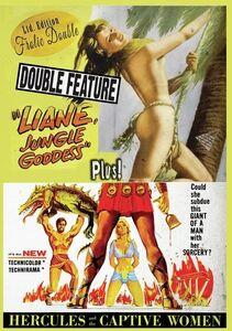 Liane Jungle Goddess/ Hercules And The Captive Women