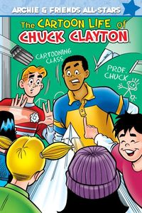 CARTOON LIFE OF CHUCK CLAYTON