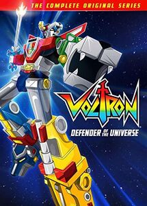 Voltron: Defender of the Universe - The Complete Original Series