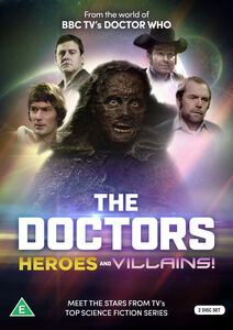 Doctors: Dr Who Heroes & Villains [Import]