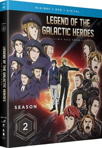Legend Of The Galactic Heroes: Die Neue These Second - Season Two