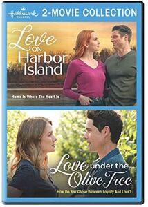 Love on Harbor Island /  Love Under the Olive Tree (Hallmark 2-Movie Collection)