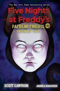 FRIENDLY FACE FIVE NIGHTS AT FREDDYS FAZBEAR