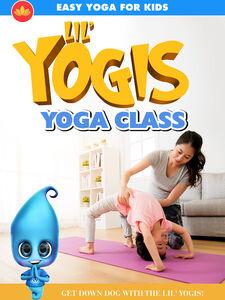 Lil' Yogis: Yoga Class