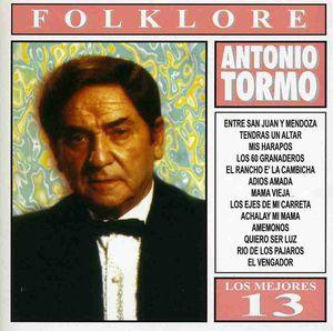Mejores 13: Antonio Tormo [Import]