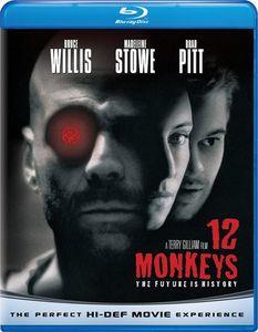 12 Monkeys [Widescreen]