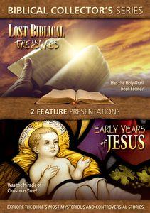 Biblical Collector's Series: Lost Biblical Treasures /  Early Years of Jesus
