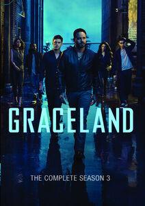 Graceland: The Complete Season 3