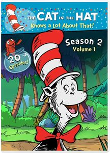 The Cat In The Hat Knows a Lot About That! Season 2 Volume 1