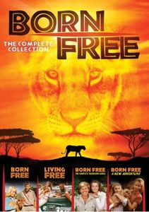 Born Free: The Complete Collection