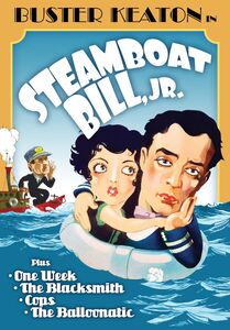 Steamboat Bill, Jr. (Silent)