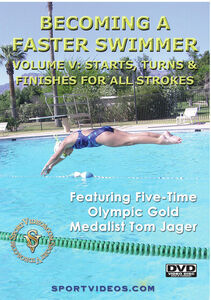 Becoming A Faster Swimmer: Starts, Turns, Finishes