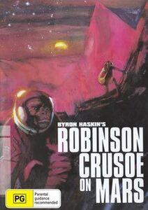 Robinson Crusoe on Mars [Import]
