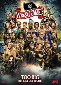 WWE: WrestleMania 36