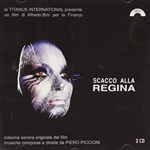 Scacco Alla Regina (Original Soundtrack) [Limited] [Import]
