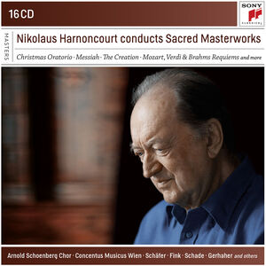 Harnoncourt Conducts Sacred