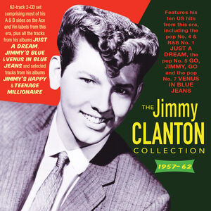 The Jimmy Clanton Collection 1957-62