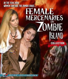 Female Mercenaries On Zombie Island Collection