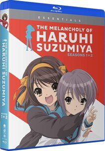 The Melancholy Of Haruhi Suzumiya - Seasons One And Two