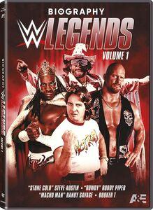 Biography: WWE Legends, Vol. 1