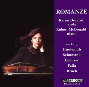 Romanze - Music for Viola & Piano