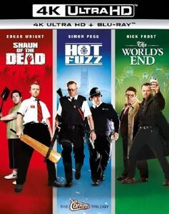 Shaun of the Dead /  Hot Fuzz /  The World's End