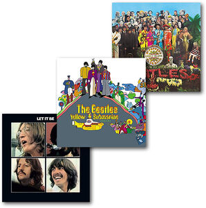 The Beatles Vinyl Bundle
