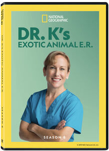 Dr. K's Exotic Animal ER: Season 8