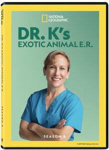 Dr. K's Exotic Animal ER: Season 8