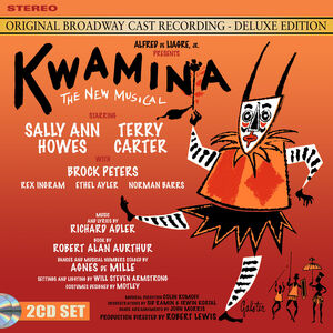 Kwamina (Original Broadway Cast Recording) [Import]