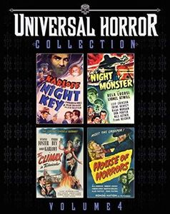 Universal Horror Collection, Volume 4