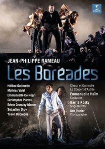 Jean-Philippe Rameau: Les Boréades