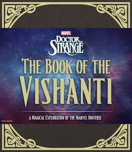 DOCTOR STRANGE THE BOOK OF THE VISHANTI