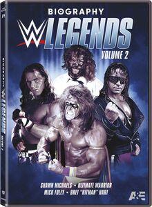 Biography: WWE Legends, Vol. 2