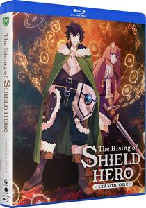 The Rising Of The Shield Hero: Season 1 Complete - A