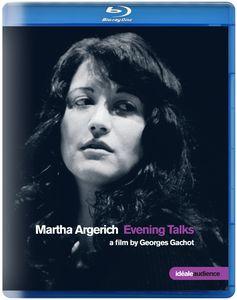 Martha Argerich-Evening Talks