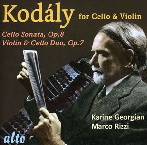 Works for Cello & Violin
