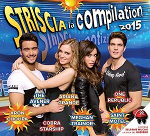 Striscia la Compilation-Winter 2015 [Import]