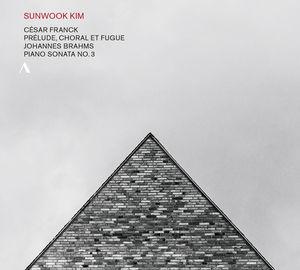 Franck & Brahms: Piano Works