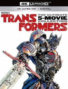 Transformers: The Ultimate 5-Movie Collection