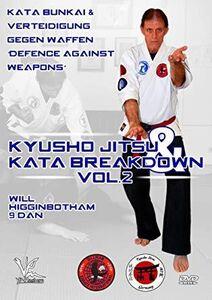 Kyusho Jitsu And Kata Breakdown, Vol. 2