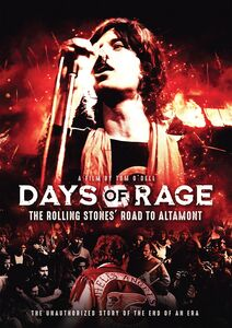 Days Of Rage: Road To Altamont
