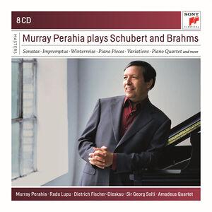 Perahia Plays Brahms & Schubert