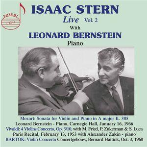 Isaac Stern Live 2
