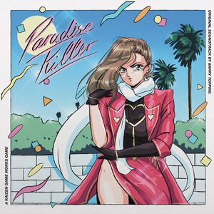 Paradise Killer (Original Soundtrack) (Transparent Curacao & Pink)